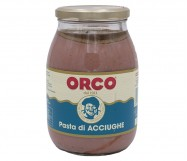 PASTA ACCIUGHE GR.1100 ORCO VETRO