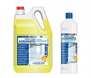 EXPERT CLEAN DET. PAVIMENTI AGRUMATO LT.5 CONCENTR
