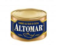 TONNO ALTOMAR KG.1,73 O/OLIVA YELLOWF. (sg.1,35)