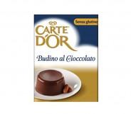 BUDINO CIOCCOLATO CARTE D'OR KG.1 S/GLUTINE