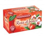 INFUSO POMPADOUR ROSA DI BOSCO 20 F. PREMIUM