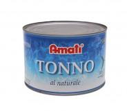 tonno amati al naturale kg.1,730 marisol (sg.1,25)