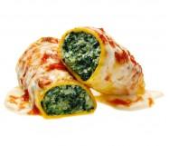 cannelloni ricotta e spinaci gr.350 mono s.