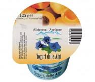 YOGURT ALBICOCCA GR.125 DELLE ALPI VIPITENO