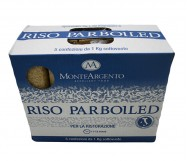 RISO MONTEARGENTO PARBOILED KG.1 S/V CATERING