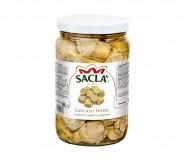 carciofi interi olio kg.1,70 sacla'