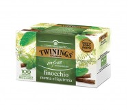 INFUSO TWINING FINOCC/MENTA/LIQUIR. 20 F.