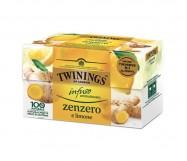 INFUSO TWINING LIMONE E ZENZERO 20 F.