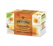 CAMOMILLA TWINING MIELE-VANIGLIA 20 F.