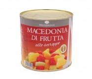 MACEDONIA SCIROPPATA KG.3 SG.1,56 MONTEARGENTO