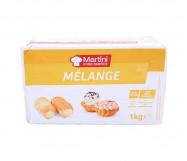 MARGARINA MELANGE KG.1 10% BURRO M. MARTINI