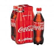 coca cola cl.66x4 pet