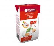 PANNA CREMA VEGETALE BIVALENTE GOLD 34% M. MARTINI