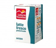 latte fresco intero a.q. lt.20 latterie vicentine