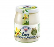 yogurt bio vaniglia gr.150 vetro vipiteno