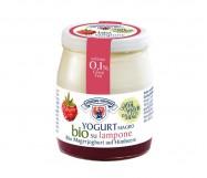 yogurt bio lampone gr.150 vetro vipiteno
