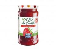 CONFETTURA M&G FRAGOLE 100%FRUTTA GR.240