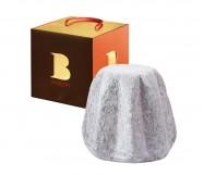 pandoro gourmet scatola gr.750 biasetto