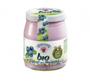 yogurt bio mirtillo gr.150 vetro vipiteno