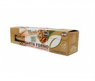 CARTA FORNO ECO SIR.BROWN MT.50 100%COMPOST/BIODEG