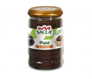 pate' di olive nere gr.190 sacla'