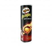 patatine pringles hot & spicy gr.175