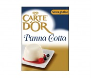 DESSERT PANNA COTTA CARTE D'OR GR.520 S/GLUTINE