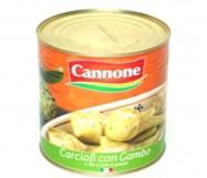 CARCIOFI ROMANA C/GAMBO O/GIR. KG.2,65 (sg.1,3)