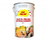 OLIO DI PALMA BIFRAZIONATO LT.25