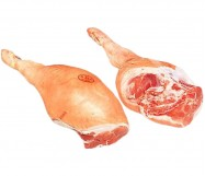 coscia di maiale senza osso 4d c.