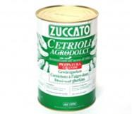 CETRIOLI ZUCCATO AGRODOLCE 35/45 KG.4 (sg.2,2)