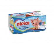 omogeneizzati prosciutto gr.80 2pz nipiol