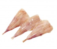 code rana pescatrice con pelle 300/400 20% cina c.