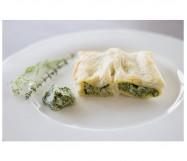 cannelloni ricotta e spinaci cotti kg.2,1 ZG