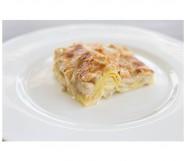 lasagne di ragu' carni bianche cotte KG.2,4 ZG