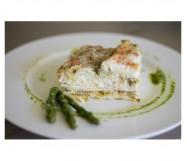 lasagne di asparagi cotte KG.2,4 ZG