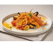 paella di pesce gr.800 2 porzioni zg