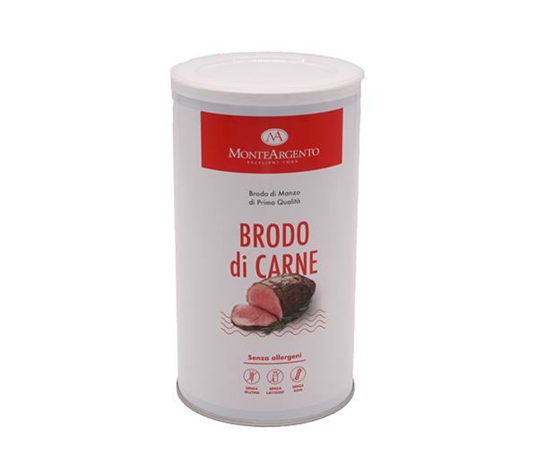 BRODO MONTEARGENTO DI CARNE GR.800 s/glut. s/latt.